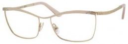 Jimmy Choo 62 Eyeglasses Eyeglasses - Rose Gold / Beige Pink
