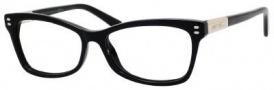 Jimmy Choo 64 Eyeglasses Eyeglasses - Black