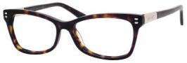 Jimmy Choo 64 Eyeglasses Eyeglasses - Dark Havana
