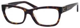 Jimmy Choo 66 Eyeglasses Eyeglasses - Dark Havana
