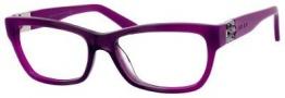 Jimmy Choo 66 Eyeglasses Eyeglasses - Violet Palladium