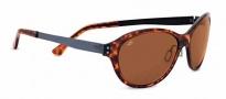 Serengeti Giustina Sunglasses Sunglasses - 7829 Shiny Dark Tort / Polar PhD Drivers