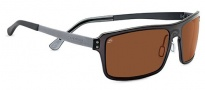 Serengeti Duccio Sunglasses Sunglasses - 7899 Crystal Dark Gray / Polarized Phd Drivers