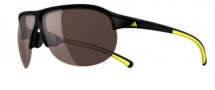 Adidas Tourpro S Sunglasses Sunglasses - 6053 Phantom Lemon / LST Contrast Silver