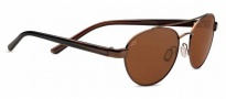 Serengeti Mondello Sunglasses Sunglasses - 7773 Shiny Copper / Polarized Drivers