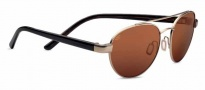 Serengeti Mondello Sunglasses Sunglasses - 7774 Satin Gold / Drivers