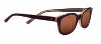 Serengeti Serena Sunglasses Sunglasses - 7782 Burnt Almond Lam / Drivers