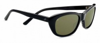 Serengeti Bagheria Sunglasses Sunglasses - 7787 Black Grey Tort Lam / Polarized 555nm