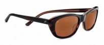 Serengeti Bagheria Sunglasses Sunglasses - 7789 Dark Tort Honey Lam / Polarized Drivers