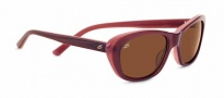 Serengeti Bagheria Sunglasses Sunglasses - 7790 Wine Lam / Polarized Drivers