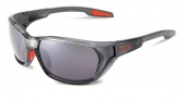 Bolle Ecrins Sunglasses Sunglasses - 11667 Crystal Smoke / Polarized TNS Gunmetal Oleo AF