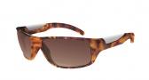 Bolle Vibe Sunglasses Sunglasses - 11656 Shiny Tortoise / Polarized Sandstone Gunmetal Oleo AF