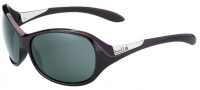 Bolle Grace Sunglasses Sunglasses - 11784 Shiny Plum Polarized TNS