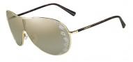Valentino V100S Sunglasses Sunglasses - 717 Gold