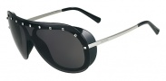 Valentino V102S Sunglasses Sunglasses - 001 Black