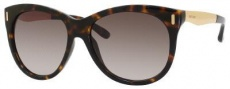Jimmy Choo Ally/S Sunglasses Sunglasses - Havana