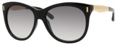 Jimmy Choo Ally/S Sunglasses Sunglasses - Shiny Black