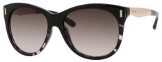 Jimmy Choo Ally/S Sunglasses Sunglasses - Zebra Black Coral
