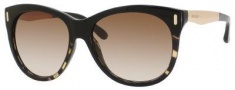 Jimmy Choo Ally/S Sunglasses Sunglasses - Zebra Black Honey