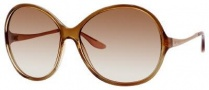 Jimmy Choo Belle/S Sunglasses Sunglasses - Beige Gold Spiegel