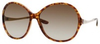 Jimmy Choo Belle/S Sunglasses Sunglasses - Havana
