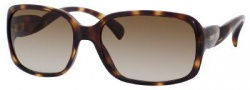 Jimmy Choo Cattleya/S Sunglasses Sunglasses - Dark Havana