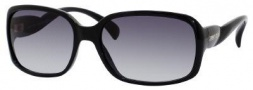 Jimmy Choo Cattleya/S Sunglasses Sunglasses - Shiny Black
