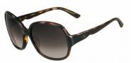 Valentino V601S Sunglasses Sunglasses - 003 Black Havana