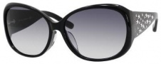 Jimmy Choo Christelle/F/S Sunglasses Sunglasses - Black
