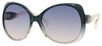 Jimmy Choo Dahlia/S Sunglasses Sunglasses - Green Beige