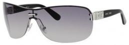 Jimmy Choo Flo/S Sunglasses Sunglasses - Palladium / Black