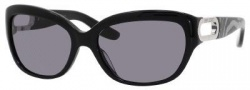 Jimmy Choo Jacqueline/S Sunglasses Sunglasses - Black Palladium