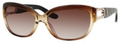 Jimmy Choo Jacqueline/S Sunglasses Sunglasses - Brown Shaded