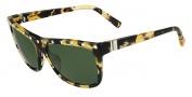 Valentino V606S Sunglasses Sunglasses - 281 Tokyo Havana