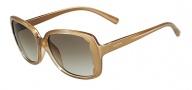 Valentino V608S Sunglasses Sunglasses - 278 Sand