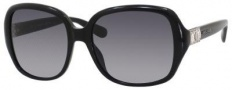 Jimmy Choo Lia/S Sunglasses Sunglasses - Black