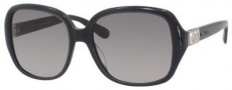 Jimmy Choo Lia/S Sunglasses Sunglasses - Transparent Gray
