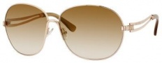 Jimmy Choo Lola/S Sunglasses Sunglasses - Rose Gold
