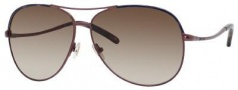 Jimmy Choo Mali/S Sunglasses Sunglasses - Brown