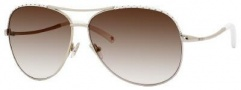 Jimmy Choo Mali/S Sunglasses Sunglasses - Platinum