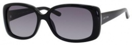 Jimmy Choo Malinda/S Sunglasses Sunglasses - Black