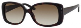 Jimmy Choo Malinda/S Sunglasses Sunglasses - Havana