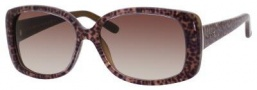 Jimmy Choo Malinda/S Sunglasses Sunglasses - Panther Brown
