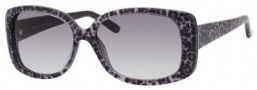 Jimmy Choo Malinda/S Sunglasses Sunglasses - Panther Gray