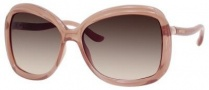 Jimmy Choo Margy/S Sunglasses Sunglasses - Opal Powder