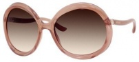 Jimmy Choo Mindy/S Sunglasses Sunglasses - Opal Powder