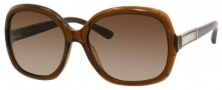 Jimmy Choo Mita/S Sunglasses Sunglasses - Brown