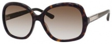 Jimmy Choo Mita/S Sunglasses Sunglasses - Dark Havana