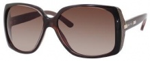 Jimmy Choo Severine/S Sunglasses Sunglasses - Brown Violet