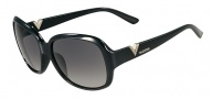 Valentino V613SR Sunglasses Sunglasses - 001 Black